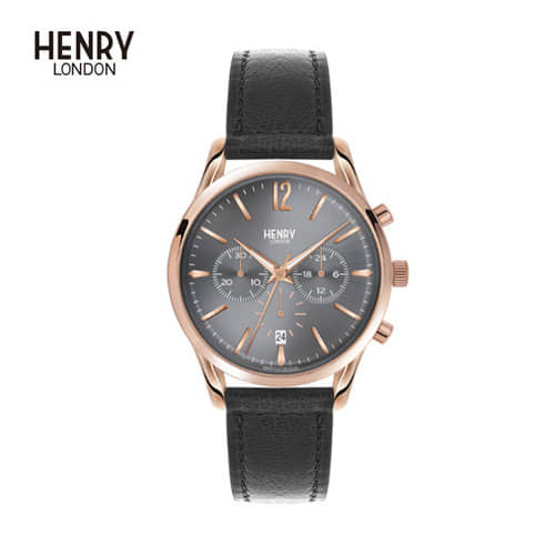 [헨리런던 HENRY LONDON] HL39-CS-0122 Finchley(핀츨리) 38.5mm